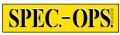 Spec Ops brand logo
