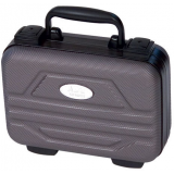 ADG Sports 31110 Grey Silverside Single Pistol  Hard Gun Case