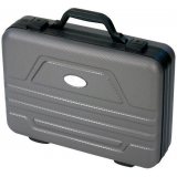 ADG Sports 31102 Grey Silverside Three Pistol  Hard Gun Case