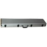ADG Sport 31006A Single Rifle Aluminum Case