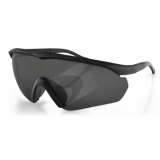 Bobster Delta Ballistics Shooting Glasses - Z87, Black Frame