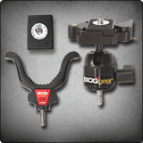 BOGgear Standard Camera Adapter For Bog-Pod Shooting Sticks