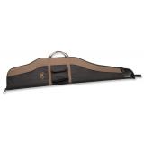 Browning Flexible Gun Case Hidalgo w/ Brown 48in Scoped Clay/Black