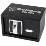 Bulldog Cases 7.25 in. x 11 in. x 8 in. Digital Pistol Vault with Biometric-Fingerprint Lock