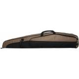 Bulldog BD274 Hybrid Magnum Shotgun Case 52in Brown w/ Tan Trim