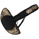 Bulldog Cases - 44 In. x 33 In. Deluxe Cross Bow case - Black and Camo