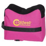 Caldwell DeadShot Front Shootiing Bag, PINK- Filled