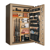 Cannon Commander 54 48-Gun Heat Proof Rifle Safe
