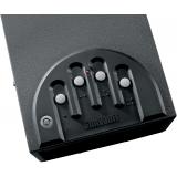 Gun Vault MiniVault Hand Gun Safe GV1000C-STD 8.1in x 4.9in x 12 in.
