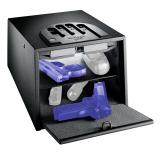 GunVault Multi-Vault Biometric Pistol Safe Bio
