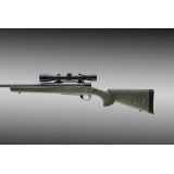 Howa 1500/Weatherby S.A. Standard Barrel PillarBed Stock Ghillie Green 15800 by Hogue