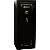 Homak 16 Rifle Mechanical & Electronic Fire-Resistant Safes 16GUNFS