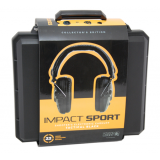 Howard Leight Impact Sport Tactical Electronic Ear Muff Black R-02601