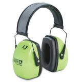 Leightning Hi-Visibility Noise Blocking Earmuff by Howard Leight