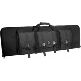 Leapers Combat Soft Web Gun Case 42in. with Double Shoulder Straps