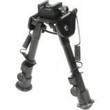 Leapers UTG Tactical OP Bipod w/ Picatinny and Swivel Stud Mount