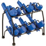 Lockdown Stackable Handgun Rack