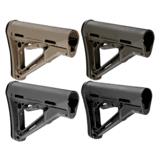 Magpul Industries CTR Rifle Stock, Mil-Spec, Fits AR-15/M-16