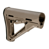 Magpul Industries CTR Rifle Stock, Mil-Spec, Fits AR-15/M-16