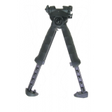 FAB Defense Gen-2 QR Vertical Pivoting Integrated Adjustable Bipod Foregrip