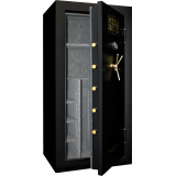 Mesa Safes Excalibur All-Shelf / 32 Rifle Gun Safe w/ 1-hr Fire