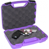 MTM Single Pistol Handgun Case for Revolver