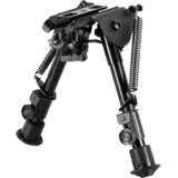 Precision Grade Bipod Compact w/ 3 Adapters by NcStar