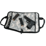 Outdoor Connection Tactical Pistol Case With Interior Pockets
