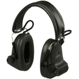 Comtac II Electronic Headsets 21dB Hearing Protection by Peltor
