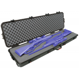 Plano Molding Gun Guard Double Scoped Rifle Case with Wheels All Weather