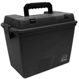 Deep Field Case w/o Universal Shell Tray & Lift-Out Tray - Black by Plano Moulding
