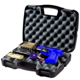 Plano Moulding 10-10137  Special Edition Black Pistol Case