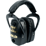 Pro Slim Gold Shooting Hearing Protection Headsets GS-DPS by Pro-Ears
