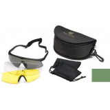 Revision Sawfly Eyeshield Deluxe Kit with Clear, Solar and HC Yellow Lenses
