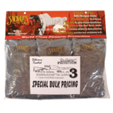 Valu-Pac Camo Field Grey 3 per Pack 52 Inch 107 by Sack-Ups