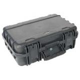 SKB Cases  3I16105BL SKB Black Pistol Case