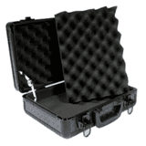 Sportlock AluminumLock Double Hard Pistol Case  - holds two handguns