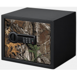 Stack-On Large Personal Safe w/Electronic Lock,1 Shelf
