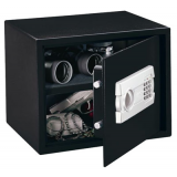 Stack-On PS515 ELECTRONIC PERSONAL SAFE Gun Safe Black