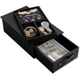 Stack-On SPAJD-12 Security Safe Jewelry Case