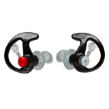 Black EP 3 Sonic Defender Earpieces by Surefire