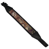 Muzzleloader Rifle Sling With Easy Swivels and Logo Realtree AP Camouflage Faced 7587 by Thompson Center