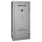 Winchester Safes P60281911M Pony 19-Gun Safe Granite Mechanical Entry