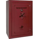 Winchester Safes S604014M Mechanical Silverado Gun Safe Burgundy