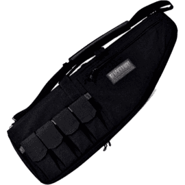 BlackHawk 64RC37BK Rifle Case 37 in, Black