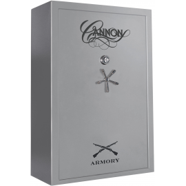 Cannon Safe A64 Armory Series Fire Rated Gun Safe w/ 80 Gun Capacity