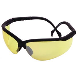 Shooting Glasses w/ Black Curved Adjustable Frame by Champion Traps and Targets
