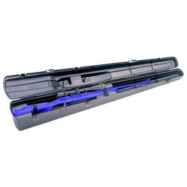 Plano Black Rifle/Shotgun Case w/Heavy Duty Latches & Hinges