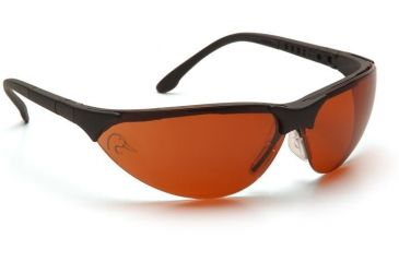 36d8ff4fb086 Pyramex Rendezvous Ducks Unlimited Shooting Glasses - Sun Block Bronze  Lens
