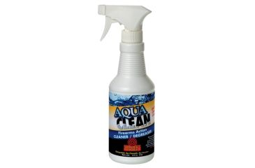 Shooters Choice Aqua Clean Firearms Action Cleaner Degreaser 16 Ounce ACD016